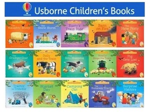 Image 2 - 15 pz/set 15x15 cm Migliore Libri Illustrati Per Bambini E Neonati famosa Storia Inglese Tales Serie Di Bambino libro Aia Tales Storia