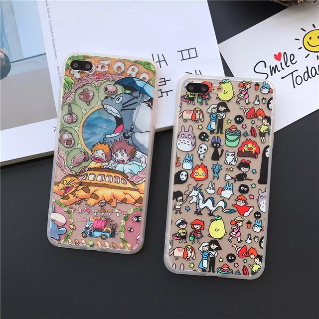 My Neighbor Totoro Case For iPhone