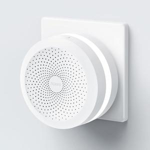 Image 2 - Original Aqara Smart Home Kits Gateway Hub Wireless Switch Door Window Sensor Human Body Water Sensor Works with Apple HomeKit