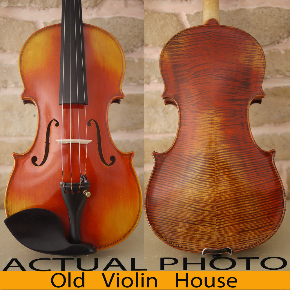 Antique Violin Model,StradIvarius 1715  Model .100% hand made Varnish. No.2433. Sounds Powerful and Rich antique violin model stradivarius 1715 model 100