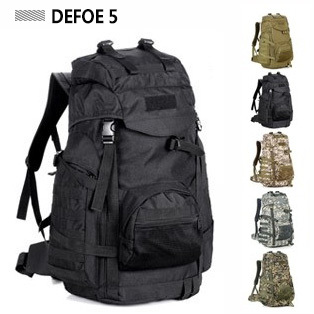 Tactical Military Outdoor Sports Backpack Molle Camouflage ...