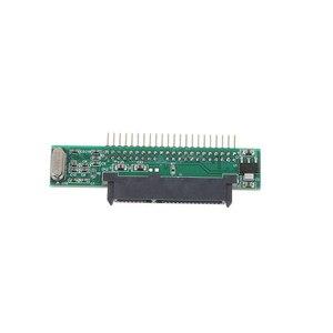 "Image 5 - Adaptador de puerto SATA a IDE para unidad de ordenador portátil, 2,5 pulgadas, HDD, SSD, Serie ATA 7 + 15P hembra a 44 pines macho PATA IDE, tarjeta de 2,5 "", convertidor de SATA a IDE"