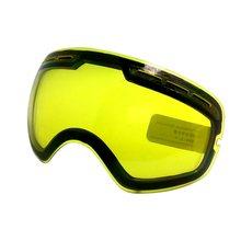 Benice alta qualidade óculos de esqui lente dupla camada anti nevoeiro  óculos de snowboard óculos de 70a4e1d846