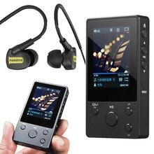 xDuoo NANO D3 High fidelity lossless music MP3 player DSD256 24Bit/192k HiFi Portable Lossless Music Player pk x3