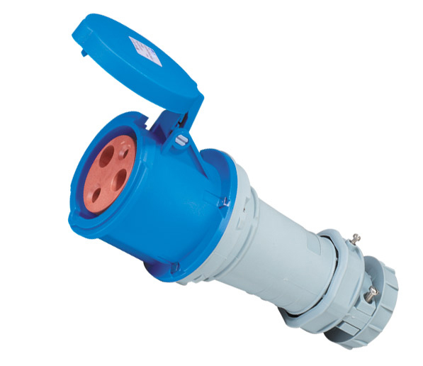 Saipwell Hot Sale ip44 waterproof power socket 3P 63A SP 1237