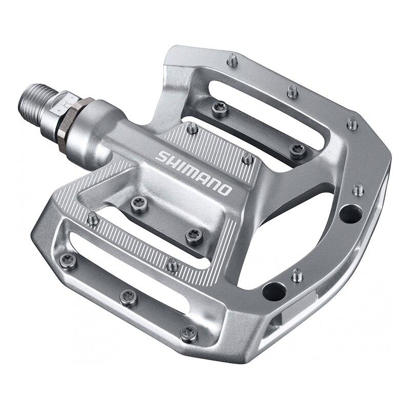 Shimano PD-GR500 vtt pédales plates pédale de vélo en aluminium/alliage VTT pédales de cyclisme sur route