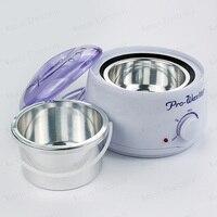 New Nail Salon Acrylic UV Gel Lamp Spa Wax Heater Manicure Paraffin Warmer Waxing 400ml Kit