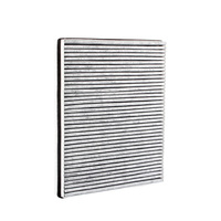 For Philips Air Purifier AC4091 AC4090 Multifunction Dust Collection Formaldehyde Hepa Filter AC4187 417*367*45mm Air Purifier Parts    -