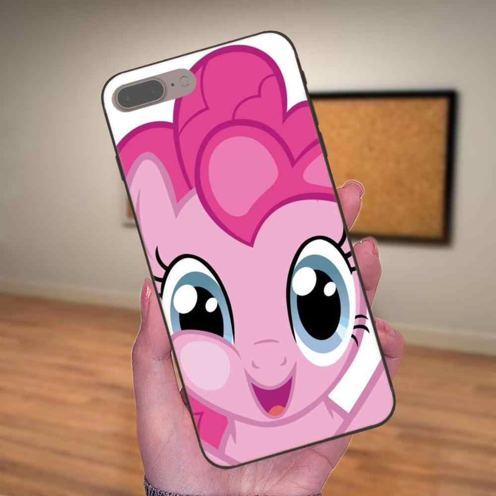 TPU чехол для huawei Y3 Y5 II Y6 Y7 Y9 nova 2 плюс 2 S 3i 4 4e Lite Plus Prime 2017 2018 2019 My Little Pony Пинки пай