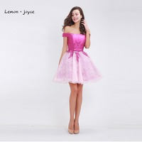 Homecoming dresses a line for gratuating date 2017 lace appliques off the shoulder a line prom.jpg 200x200