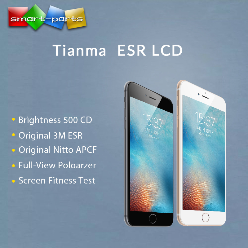 Tianma Quality LCD for iPhone 6 6s 7 8 Plus LCD Display Touch Digitizer Screen Replacement