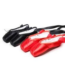 Free shipping Ballet ballet shoes exercises performance shoes children's dance shoes adult hard bottom ballet pointe dance shoes klaus bruengel ballet music for exercises 1