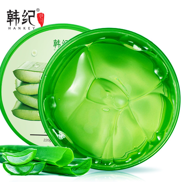 New Bran Face Cream Ageless Hankey Aloe Vera Essence Face Care Acne Scar Removal Cream Skin Treatment Gel Mask Moisturizing