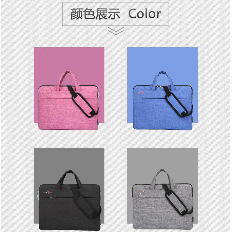 New Litthing Large Capacity Laptop Handbag for Men Women Travel Briefcase Bussiness Notebook Bag for 17 18 Inch Macbook Pro PC