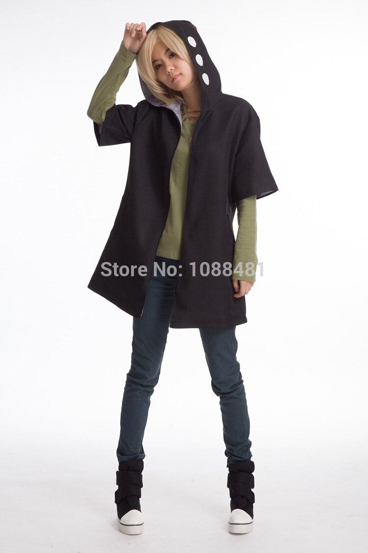 Kagerou Project Hoodie Coat Cape Cloak Mekaku City Actors Hoodie Cloak Cosplay Costumes Unisex Fashion Music Coat