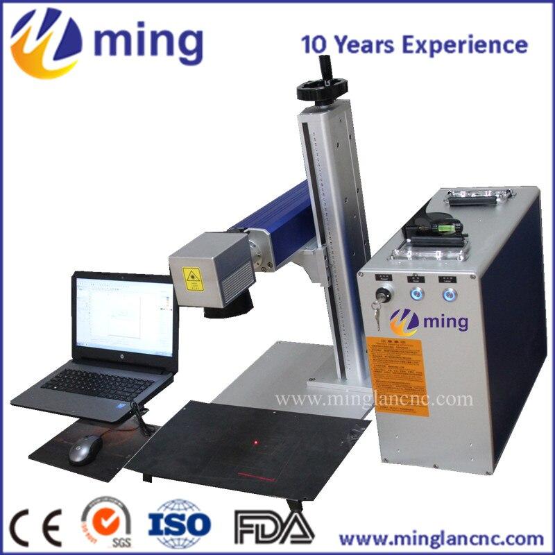 strong power 10W 50w fiber laser marking engraving machine on metalsstrong power 10W 50w fiber laser marking engraving machine on metals
