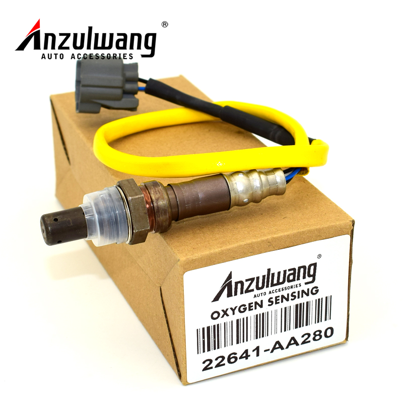 ANZULWANG 22641-AA280 22641AA280 Oxygen Sensor Air Fuel Ratio Sensor For Subar Forester Impreza Liberty Outback