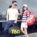 JXSLTC брендовая мужская дорожная спортивная сумка для женщин и мужчин  водонепроницаемый рюкзак  раздельное пространство для обуви  сумка дл...