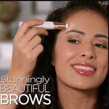 Electric Face Brows Hair Remover Epilator Mini Eyebrow Shaver Instant Painless Portable Epilator Dropshipping