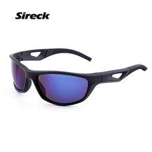 Sireck 2018 Polarisées Lunettes Pour La Pêche UV400 Sport Lunettes de Vélo Pêche  lunettes de Soleil 0dfe77fd7b7d