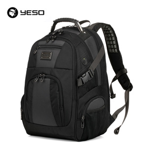 Image 1 - YESO Large Capacity Laptop Backpack Men Multifunction Waterproof 15.6inch Backpack For Teenagers Business Casual Travel Backpack