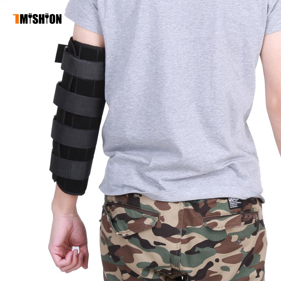 Arm Elbow Brace Protector Breathable Winter Style Upper Limb Elbow Joint Correcting Brace Arm Splint Support Posture Corrector