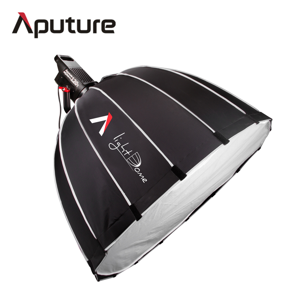 New Aputure Light Dome Flash Diffuser for LS C120 300d with Carring Bag just the light dome