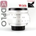 Объектив камеры С очистки Ручка + Мини 25 мм F1.8 APS-C Телевизор ТЕЛЕВИЗОРУ Объектив/CCT. V Объектив Для 16 мм C-Mount