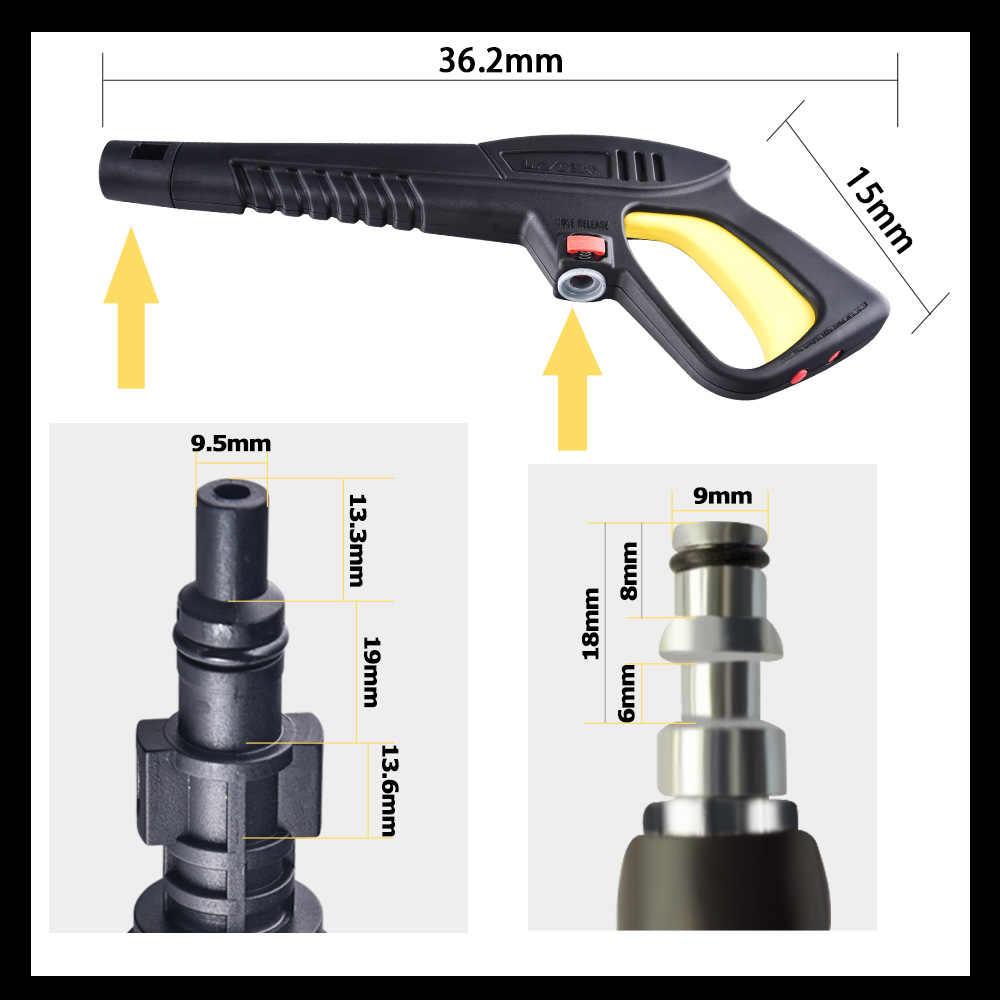 Mesin Cuci Mobil Air Spray Gun Lance Nozzle Tekanan Tinggi Mesin Cuci untuk Lavor/ Lavorwash/ Vax Saja