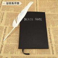 Harphia 2019 Vaste Notebook Death Note Planner Veer Pen inbegrepen cosplay Anime Thema Grote Schrijven Boek