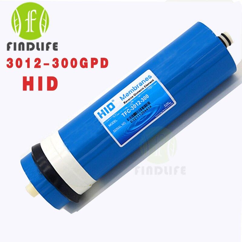 HID TFC-3012 300GPD RO membrane pour 5 étape filtre à eau purificateur traitement système d'osmose inverse NSF/ANSI Standard