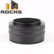 Pixco M58 к M58 36 мм до 90 мм Крепление объектива Регулируемая фокусировка геликоида объектив для макросъемки адаптер-