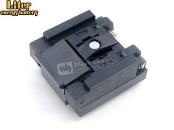 QFN32 MLP32 MLF32 QFN-32(40)B-0.65-02 Enplas QFN 7x7 mm 0.65Pitch IC Test Burn-In Socket
