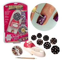 Nail Art System Kit