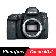 Canon EOS 6D Mark II DSLR камера (только корпус)