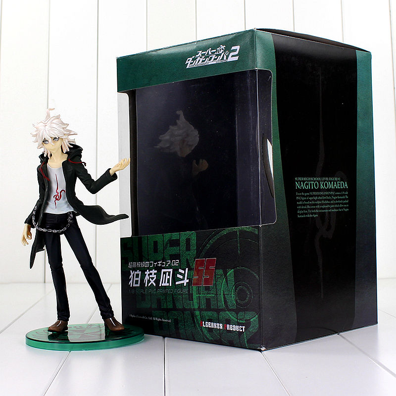 21cm Komaeda Nagito Figure Toy No. 55 Danganronpa The Academy of Hope and the High School Students of Despair Cool Model Doll martyrs faith hope and love and their mother sophia 3d model relief figure stl format religion for cnc in stl file format