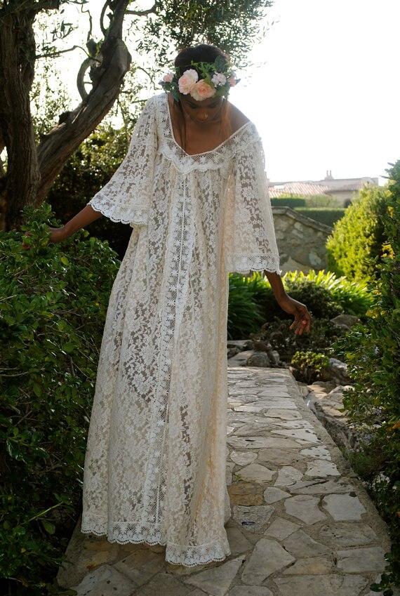 Gypsy Wedding Dresses Plus Size - Wedding Gown Dresses