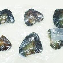 6 шт./лот 6-7 мм вакуумная упаковка, устричная жемчужина hope( натуральная устричная