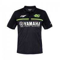 2017 New Casual Fashion 100 Cotton Polo Shirt T Shirt Motorcycle MotoGp Fit For Yamaha Racing