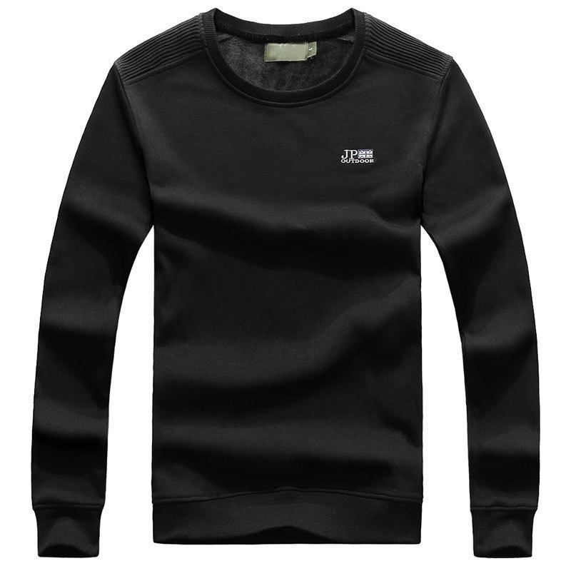 black Printemps Casual Solide Hommes Taille Tops Mode T Asie Polaire Manches Size De Asia Automne Grey Longues Size Chemise T blue shirt Lâche Size Couleur 2018 shirts d4zxO0q7w0