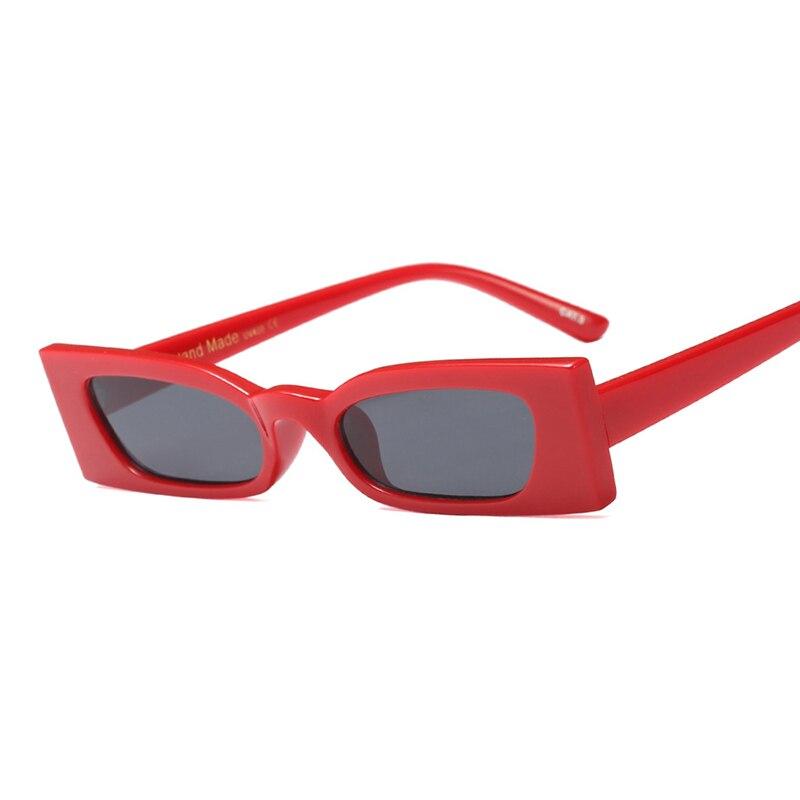 MOLNIYA New Vintage Rechteck Sonnenbrille Frauen Katzenauge Full - Bekleidungszubehör - Foto 4