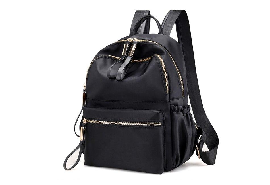 pacote coreano senhoras mochila casual sacos de