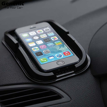 1PC 2017 HOT Sale!!! NEW Black Car Dashboard Sticky Pad Mat Anti Non Slip Car Dashboard Holder For Gadget Mobile Phone GPS Stand