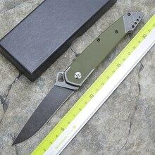 Tiger shark folding knife AUS-8 blade steel +G10 handle outdoor camping multipurpose hunting EDC tool printio hunting for shark