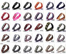 Wholesale 10 PCS / Lot 18 mm Watchband MultiColor Nato Strap Watch Band 18 mm Waterproof  Watch Strap