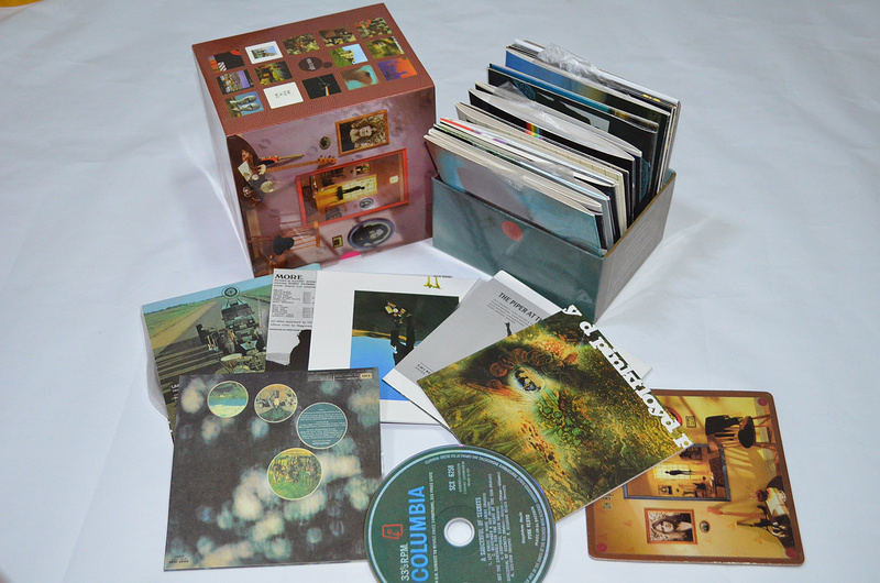 Pink Floyd Box Set Complete Album Collection 16 CD Music Box Set Factory Sealed Brand New