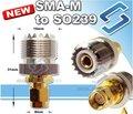 SMA male to SO239 for Yaesu vx-1r vx-2r vx-3r vx5r vx-6r vx7r, Baofeng uv-3r mark ii uv-100 uv-200 KG-UV6D px-2r px-a6 px-333