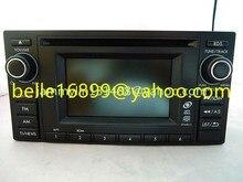 Gốc SUBARUN 86201SC430 Clarion máy nghe nhạc CD PF 3304B A cho 2012 Cán Bộ Lâm Nghiệp OEM đài phát thanh xe WMA MP3 USB Bluetooth Tuner