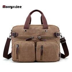 Multi-funcional de viaje bolsa de lona del hombro bolsas de mensajero de gran capacidad Crossbody bolsos ocasionales