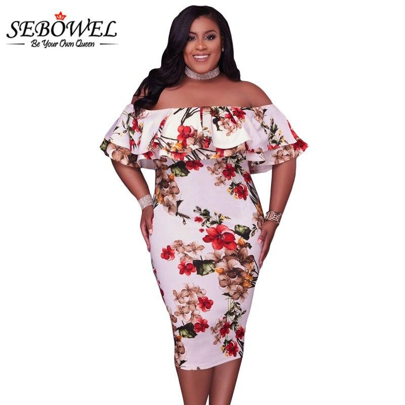 Женские пышные платья размер